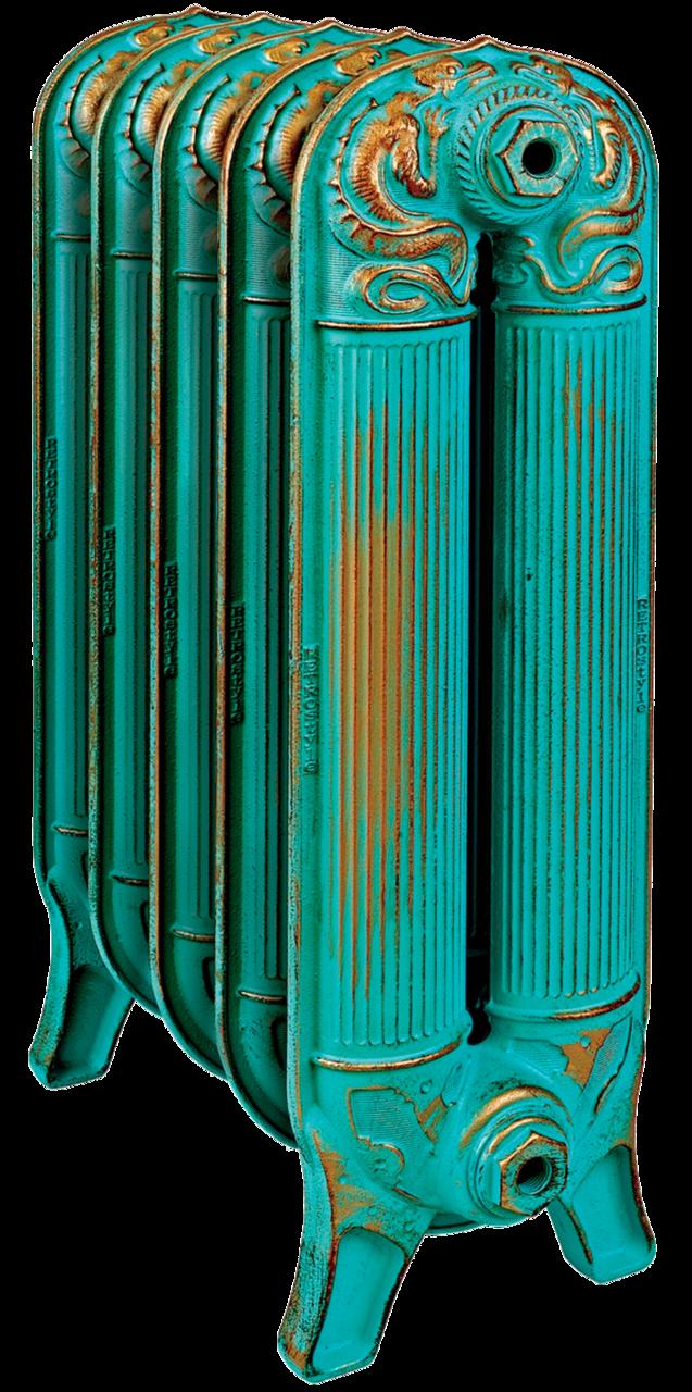 Радиаторы отопления чугунные дизайн