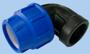 Отвод компрессионный с внутренней резьбой