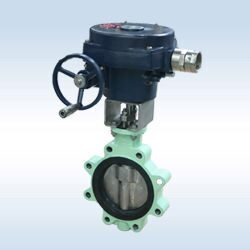 Nuclear Butterfly Valve